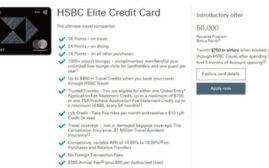 美国信用卡 - HSBC Premier信用卡介绍以及申请经验分享,无需SSN和ITIN,无需美国地址和亲身到美国,2021更新版