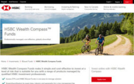 加拿大汇丰银行的 HSBC Wealth Compass Funds 介绍
