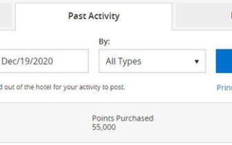 经验分享 - 凯悦买分的经验,积分已经到账