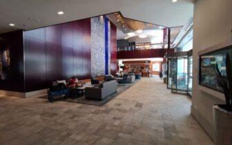 酒店体验 - 温哥华市中心Hyatt Regency Vancouver