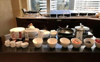 万豪旗下各品牌酒店的免费早餐和行政酒廊全列表