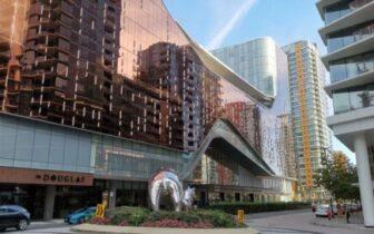 酒店体验 - 温哥华市中心 JW Marriott Parq Vancouver