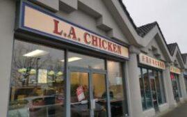 L.A. Chicken,温哥华最好的炸鸡店