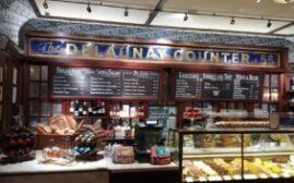 英伦游记 - The Delaunay Counter,平价的英式下午茶
