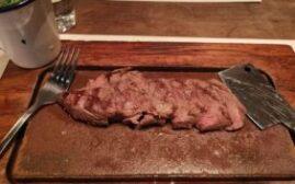 英伦游记 - Flat Iron餐厅,11英磅就可以在伦敦吃上牛排