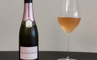 品酒筆記 - Louis Roederer Brut Rosé Champagne 2013,一枝漂亮,怡人的桃紅香檳