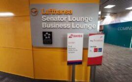 机场贵宾室体验 - 汉莎纽瓦克机场的休息室Lufthansa Business Lounge