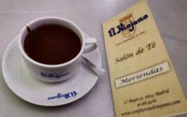 马德里游记 - El Riojano,马德里最好的热巧克力配手指饼干没有之一