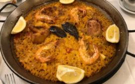 马德里美食 - La Barraca,马德里最好的西班牙海鲜饭