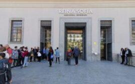 马德里游记 - 索菲娅王后国家艺术中心博物馆(Museo Nacional Centro de Arte Reina Sofía)的免费参观,和毕加索的格尔尼卡(Guernica)介绍