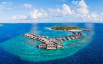 马尔代夫可用积分兑换的酒店汇总 - 万豪篇