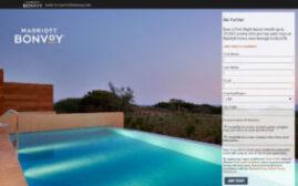 万豪旅享家Marriott Bonvoy新注册用户住二送一优惠