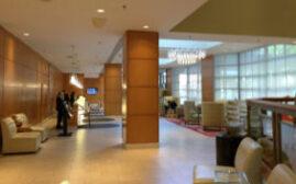 酒店体验 - Marriott Downtown at CF Toronto Eaton Centre