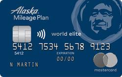 加国信用卡 - MBNA Alaska Airlines World Elite Mastercard介绍 - 100 Statement Credit回归