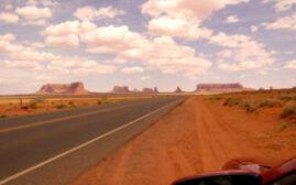 美西大回环 – 第六天,紀念碑谷Monument Valley,拱门国家公园Arches National Park