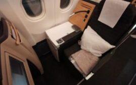 飞行体验  - 瑞士航空Swiss Air Lines(LX)商务舱,纽瓦克-苏黎世