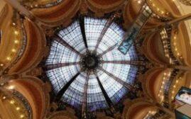 环球游记 - 去巴黎的老佛爷除了看圆顶和巴黎铁塔还能干嘛?当然是去吃饭啊!