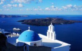 希腊圣托里尼岛之约