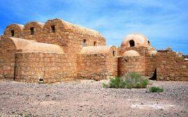 约旦沙漠城堡游记