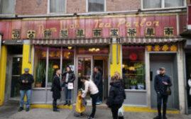 纽约游记 - 南华茶室 (Nom Wah Tea Parlor),美国文化大熔炉的小小缩影