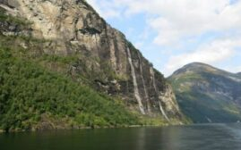 欧洲游记 - 挪威盖朗厄尔峡湾