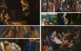 英国伦敦国家美术馆National Gallery Nativities,6幅关于基督诞生的艺术瑰宝