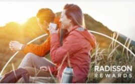 2020年12月2日前,Radisson Rewards额外100%买分优惠(历史最低)