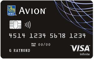 加国信用卡 – 皇家银行RBC Avion Visa Infinite介绍,开卡礼2.5万分+FYF / 3.5万分无FYF