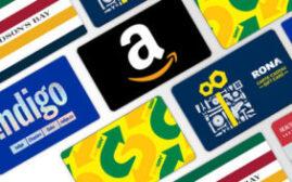 积分入门 - 把RBC Rewards兑换成礼品卡是否值得?