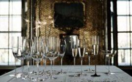 种草三款Riedel的香槟杯,以及解释一下如何用来配香槟