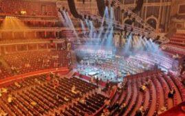 英国伦敦皇家爱尔伯特音乐厅(The Royal Albert Hall)座位选择的经验分享,和音乐厅简介