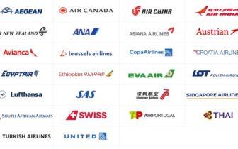 搜索加航,长荣,国航和全日空在内的星空联盟(Star Alliance)里程机票的6个常用网站和搜索技巧