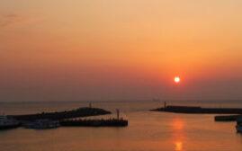 台湾印象 - 淡水渔人码头情人桥,看台湾最美的夕阳