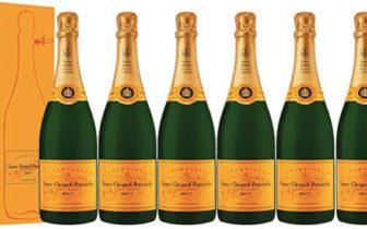 我会花钱买的5款入门级香槟