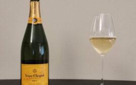 品酒笔记 – Veuve Clicquot Brut Champagne,最值得推荐的入门级香槟