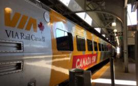 加拿大150周年加东之旅 - 舒适实惠的VIA Rail火车