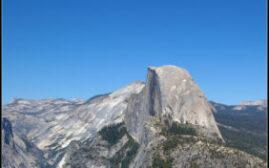 加州游记 - 第四天,优胜美地Yosemite National Park,弗雷斯诺Fresno