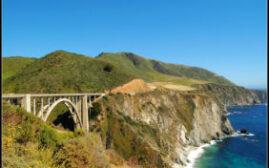 加州游记 - 第五天,蒙特雷Monterey, 17哩路17-Mile Drive,卡默尔Carmel,梦幻101公路,Big Sur,San Simeon