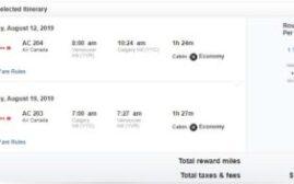 传闻分析 - Air Miles兑换机票准备改为10 Air Miles = $1?