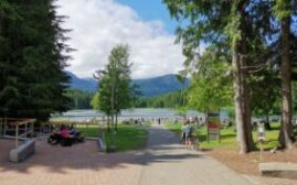 随笔 -  超治愈的Whistler Lost Lake Nature Trail