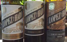 对比试酒 - 一门三杰的López de Haro Crianza vs Reserva vs Grand Reserva