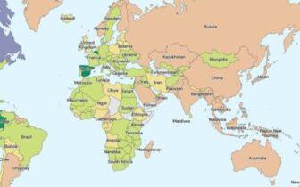 世界旅行:【截至2021年10月11日】目前哪里对加拿大游客开放,COVID-19检测需要吗?