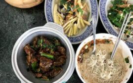台湾印象 - 阳明山吉园葡田园特色野菜
