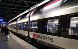 环球游记 - 在苏黎世两次不太顺利的乘坐火车经历,说说苏黎世的机场交通